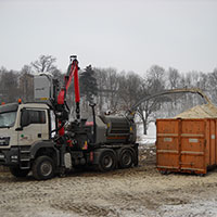 Großhacker Jenz Chipper Truck HEM 582